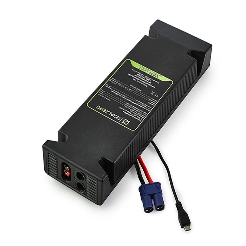 Regolatore di carica MPPT per generatori Goal Zero Yeti 1000 Lithium e Yeti 1400 Lithium