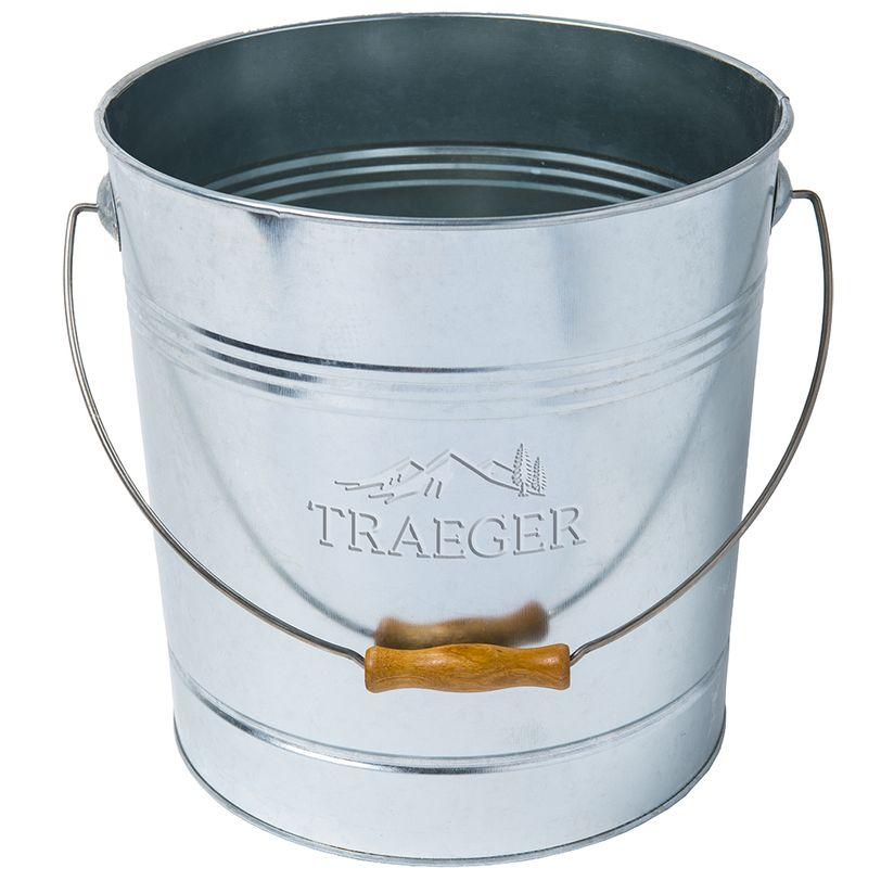 Secchio in metallo Traeger per 9kg di pellet