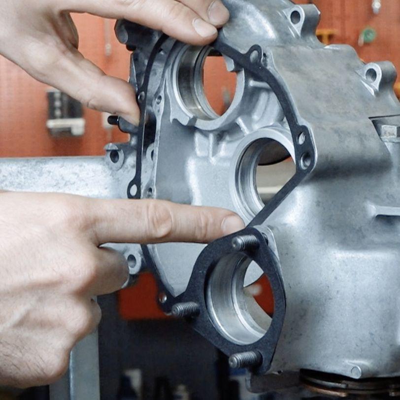 Serie Guarnizioni Motore Completa e Unificata, con componenti di alta qualità ed o-rings (paraolio non inclusi)