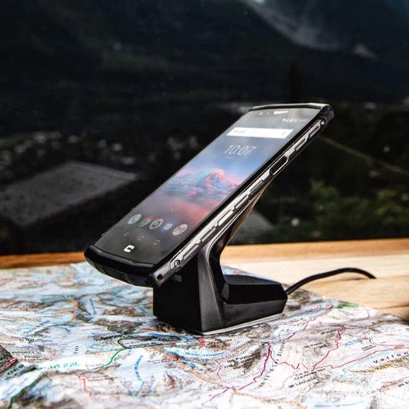 Stazione di ricarica e trasferimento dati X-Dock per telefono e tablet