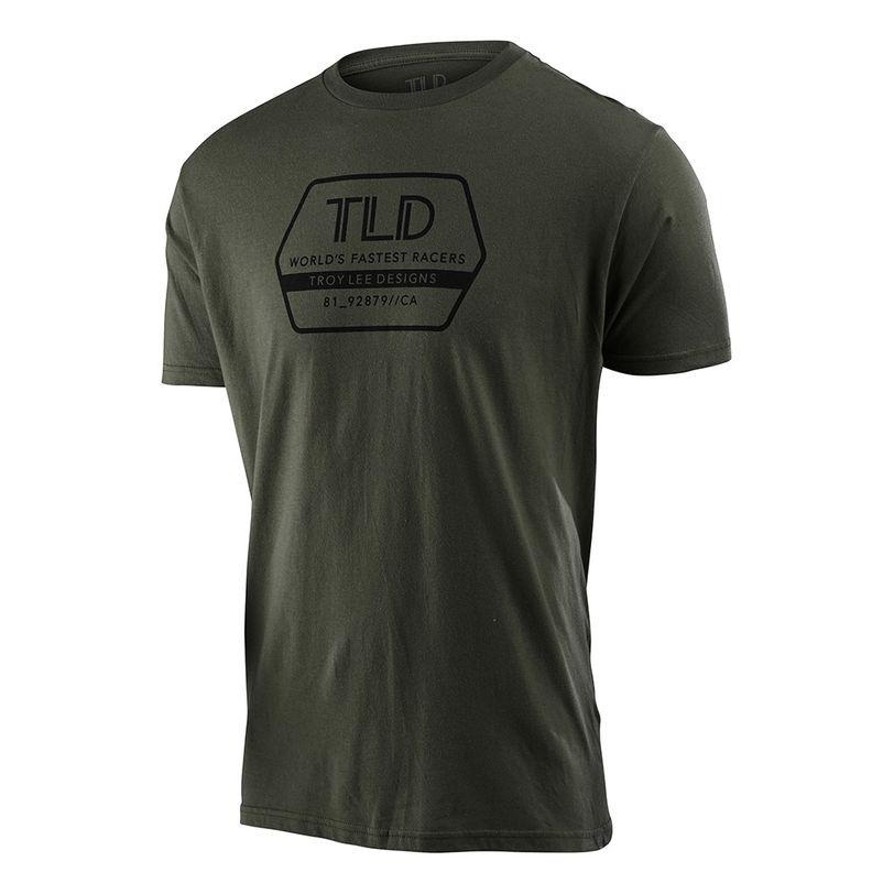 T-shirt TLD Factory da adulto