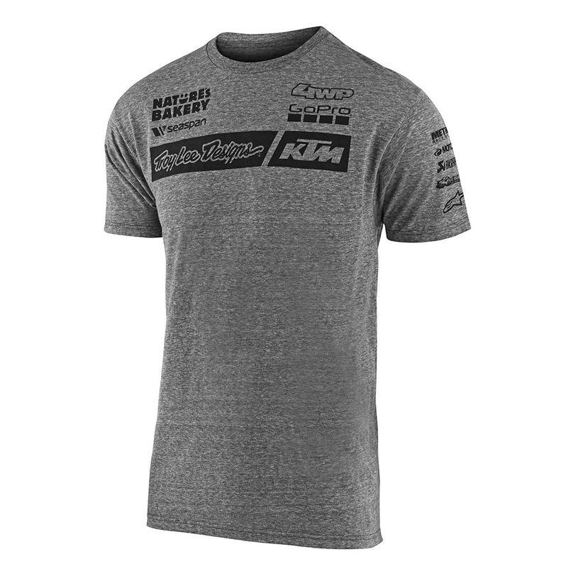 T-shirt TLD KTM Team da adulto NEW