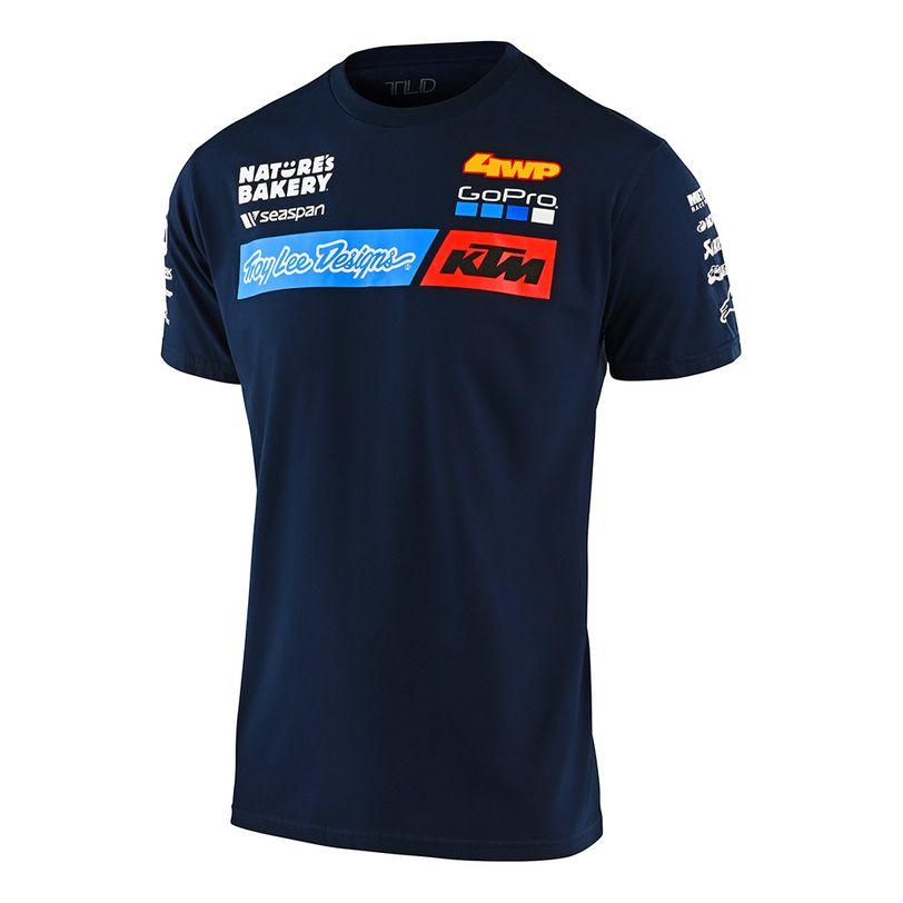 T-shirt TLD KTM Team per ragazzi NEW