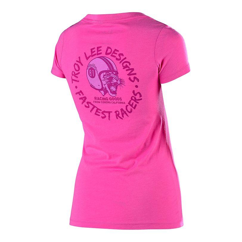 T-shirt TLD Mad Kitty da donna