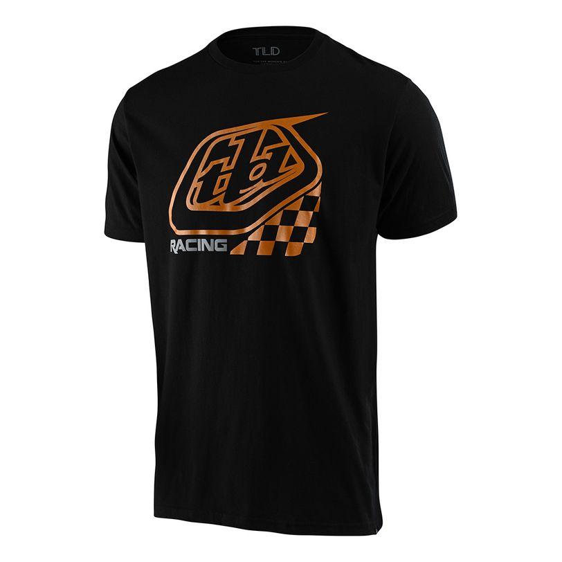 T-shirt TLD Precision 2.0  Checkers da adulto