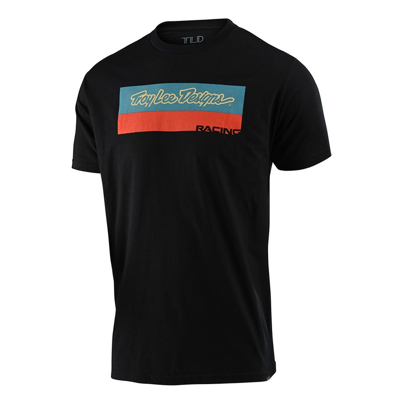 T-shirt TLD Racing Block  da adulto