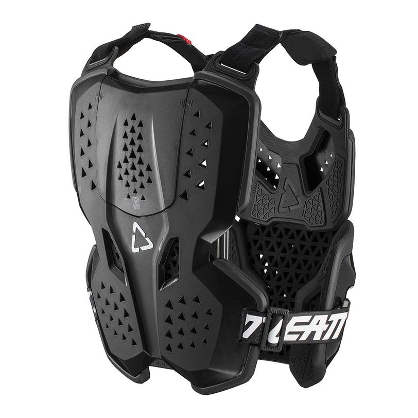 Ultra vented moto chest protector 3.5 with 3DF AirFit impact foam
