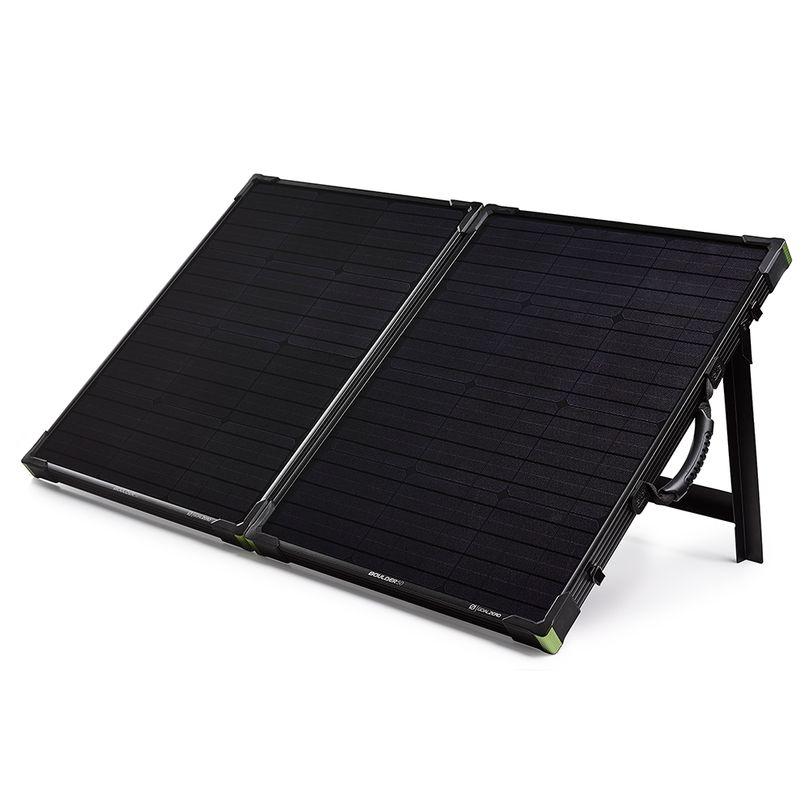 Valigetta con due pannelli solari rigidi Goal Zero Boulder 100 Solar Panel Briefcase da 100W
