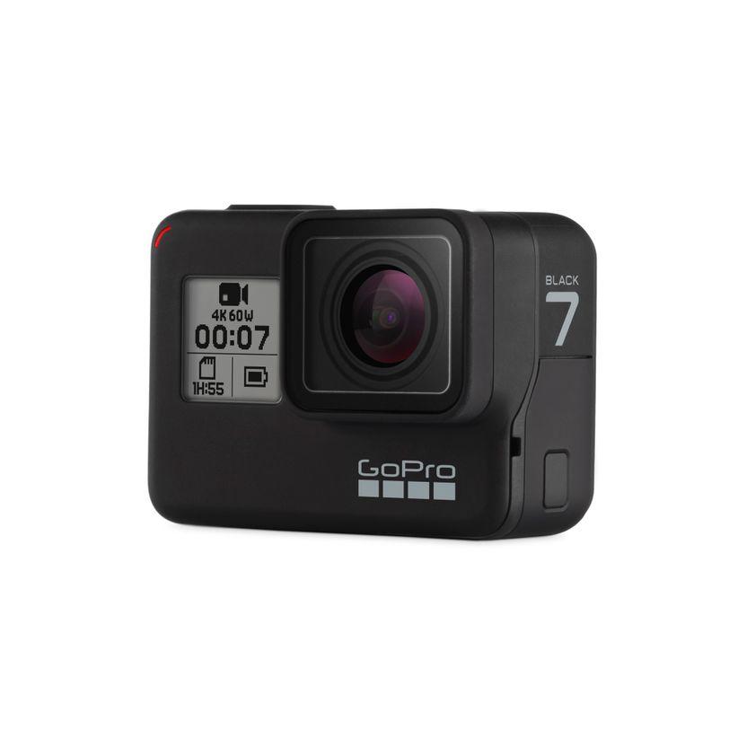 Videocamera GoPro HERO7 Black con Action Cam 4K  per video incredibilmente fluidi