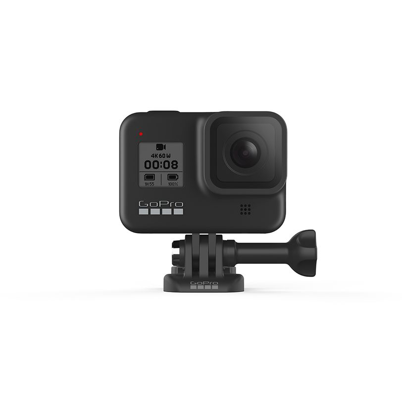 Videocamera GoPro HERO8 Black con Stabilizzazione Hypersmooth 2.0