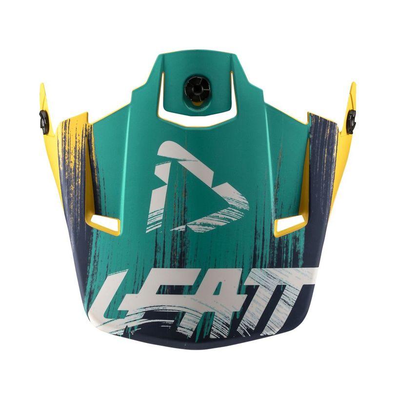 Visiera Leatt Casco Moto GPX 3.5 resistente agli impatti