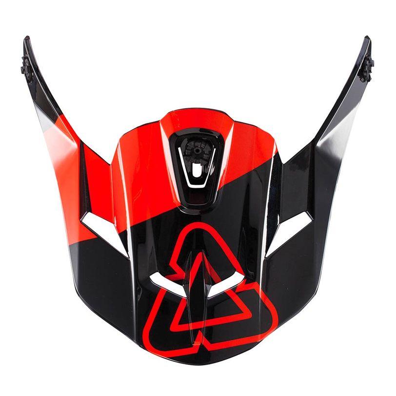 Visiera Leatt casco moto GPX 5.5 resistente agli impatti