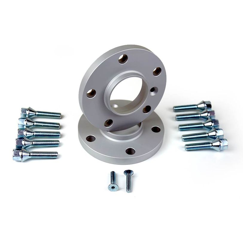 Wheel Spacer Kit with Cone Seat Lug Bolts - FCA/PSA/VOLVO 5x108x65 th.16mm