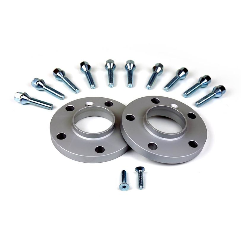 Wheel Spacer Kit with Cone Seat Lug Bolts - MERCEDES 5x112x66.45 th.16mm