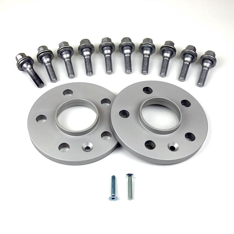 Wheel Spacer Kit with Flat Bolt & Intergrated Unmovable Washer - FCA/PSA 5x108x65.0 th.12mm