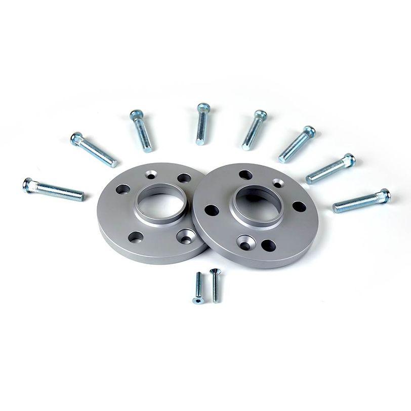 Wheel Spacer Kit with Stud Bolts - DAI/KIA/MIT/SUB 4x100x55 th. 16 mm