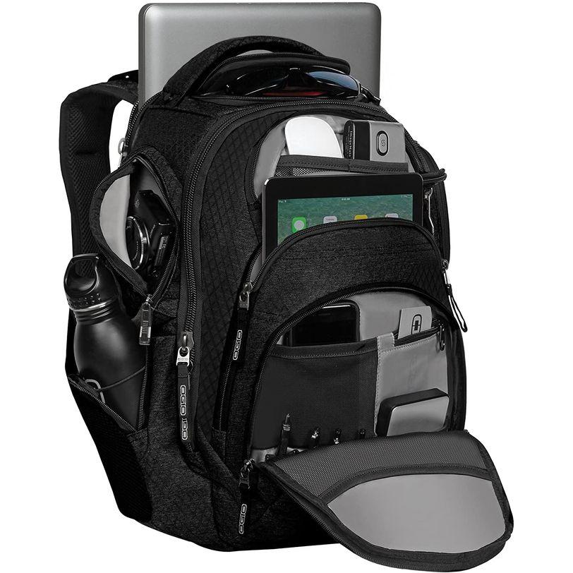 Zaino Rev Backpack multiscompartimento e resistenti per viaggiare o per l'ufficio